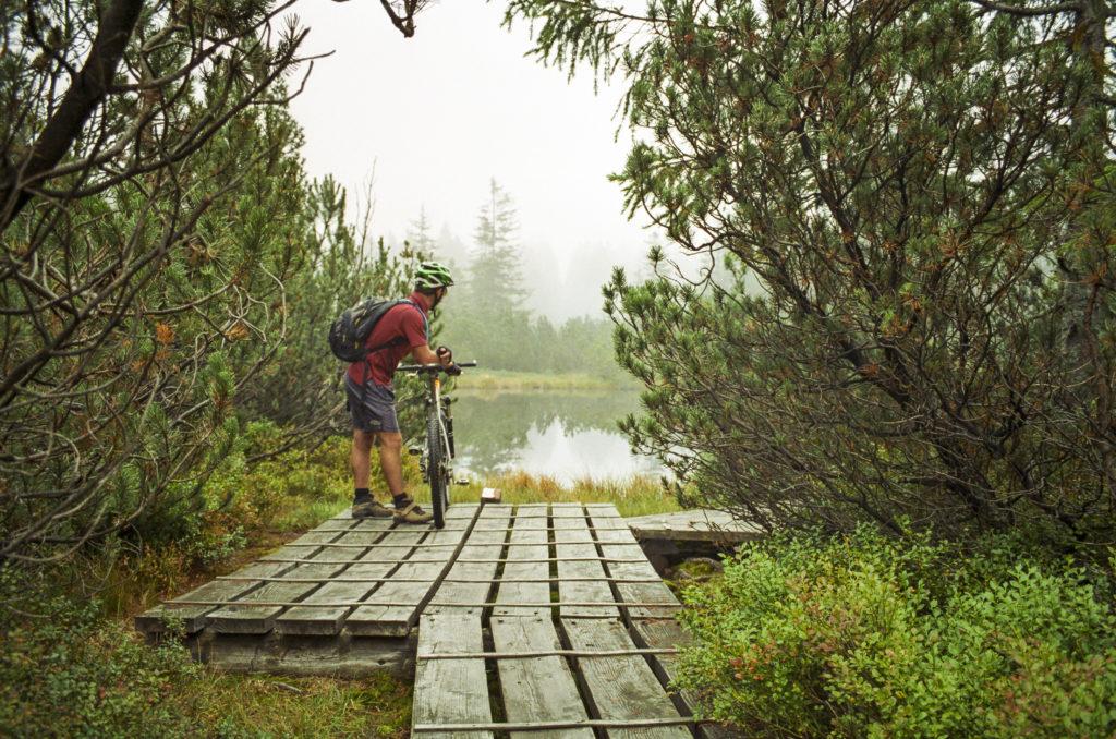 Hier könnte man ewig verweilen... der bayerische Wald gefällt!