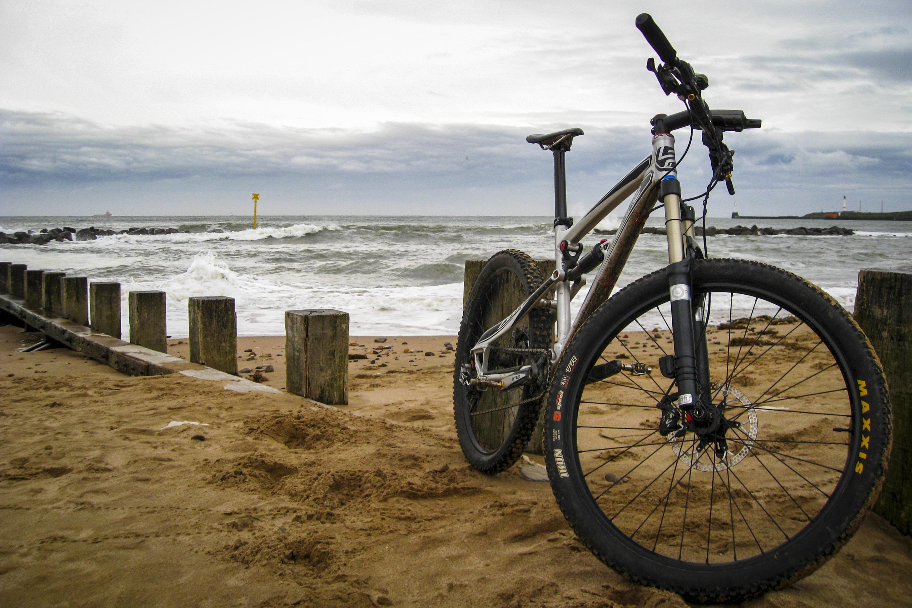 Startfoto an der Ostküste