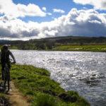 entlang des Flusses Dee