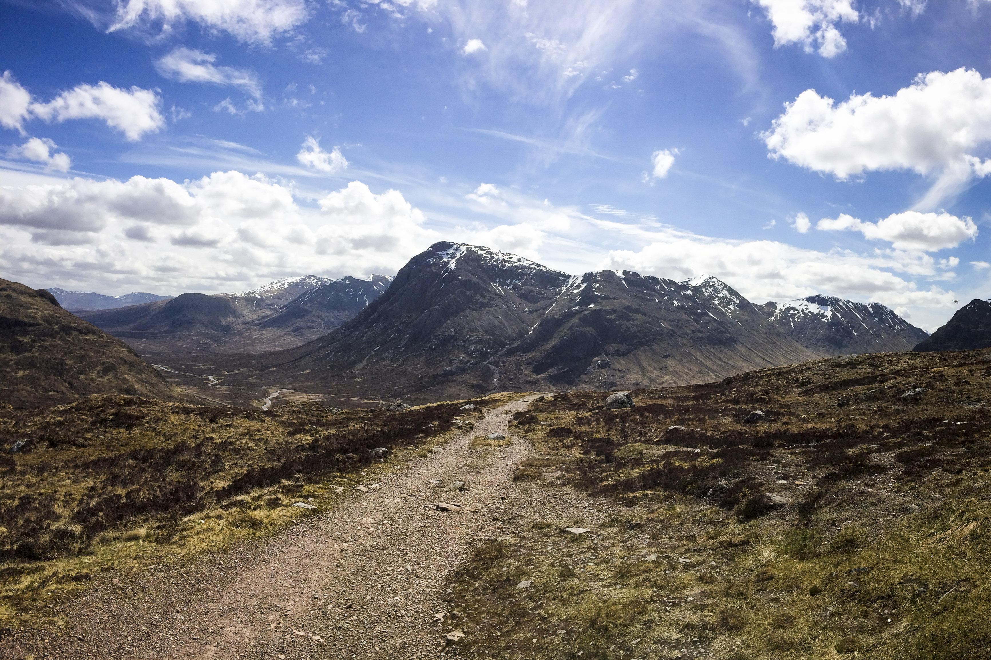 gewaltiges Schottland