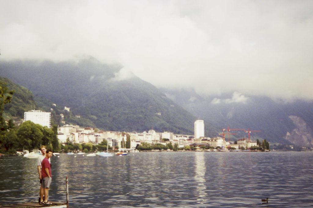 Startschuss am Genfer See