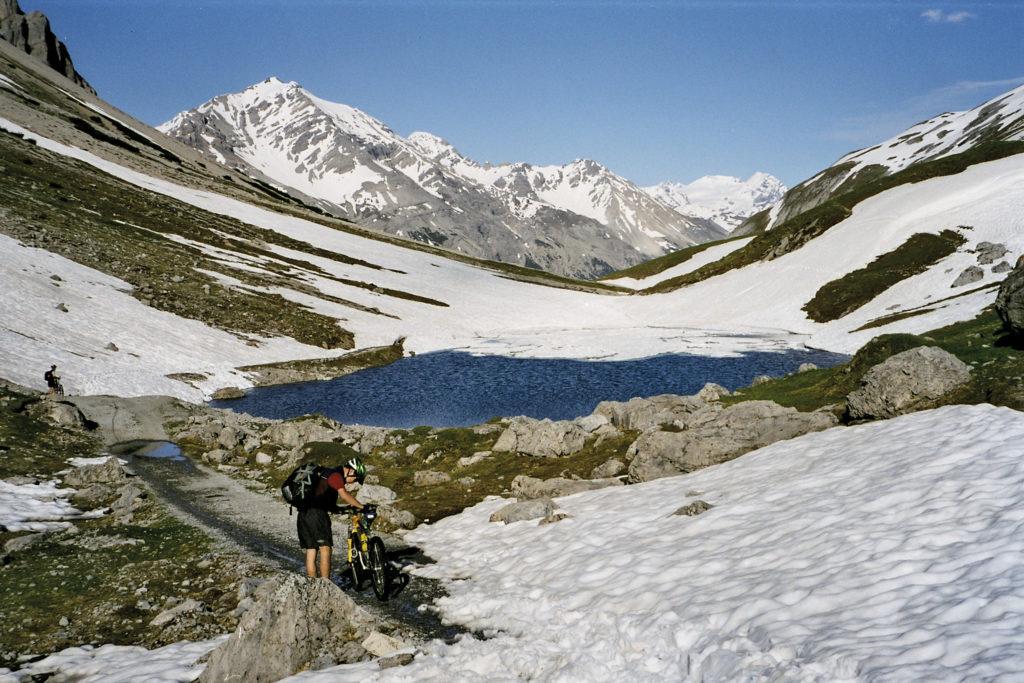 Abstieg vom Pso. di V.Alpisella