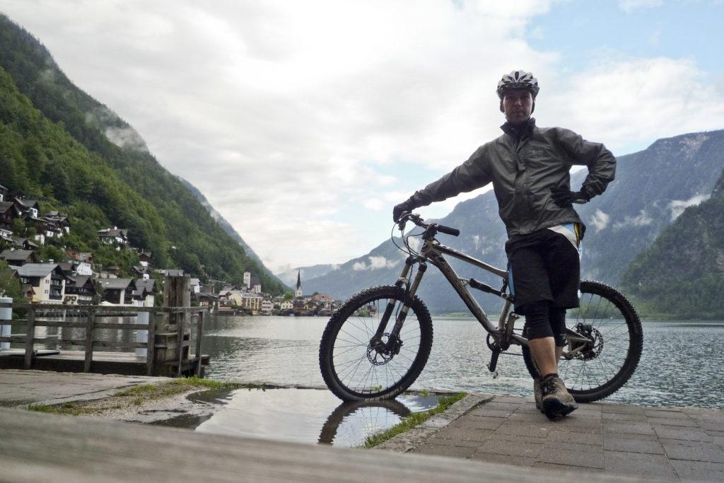Zielfoto am Hallstätter See