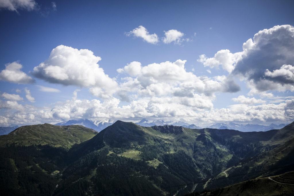 herrlichste Ausblicke mit Fotografierwolken