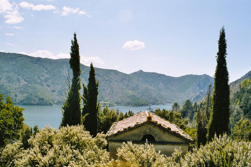 am Stausee Lac du Tolla
