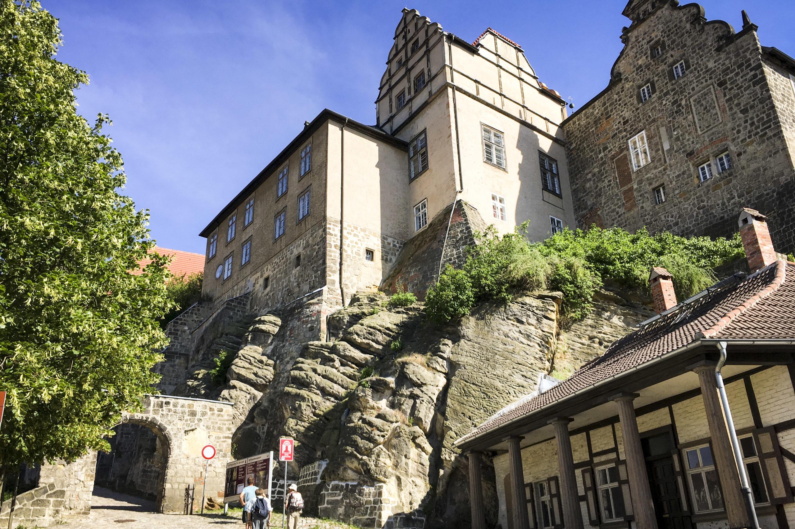 das Quedlinburger Schloss