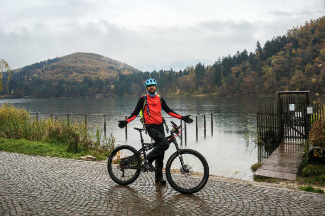 Der Herbst in Tirol kann auch Regen.