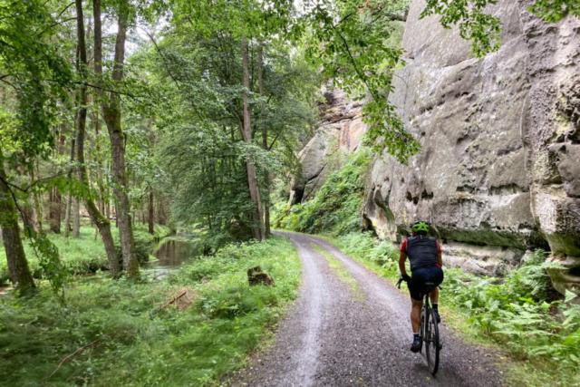 Traumhafte Wege führen durch das Herz des Nationalparks.