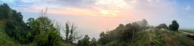Sonnenaufgang beim Kap Arkona